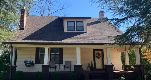 Dynasty roof and replacement windows in Hogansville, GA