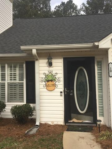 New gutters and RainDrop gutter protection in Senoia, GA