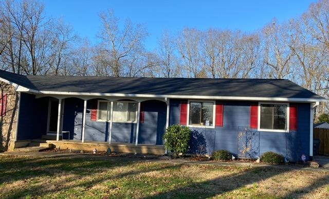 Roof and siding replacement in McDonough, GA