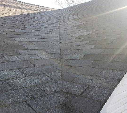 Roof valley repair and roof maintenance in Milner, GA
