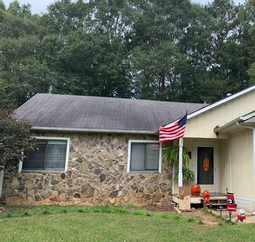 New roof, gutter, and replacement windows in Senoia, GA