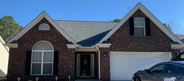 Roof and gutter replacement in Sharpsburg, GA