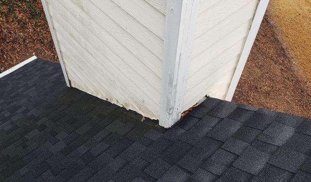 Roof leak repairs in Smyrna, GA
