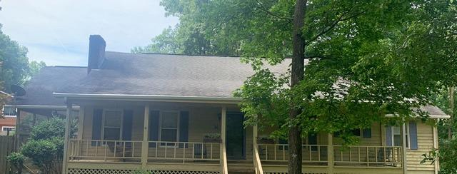 IKO Cambridge roof replacement in Fayetteville, GA