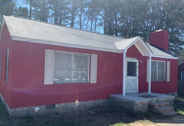 New roof in Tucker, GA