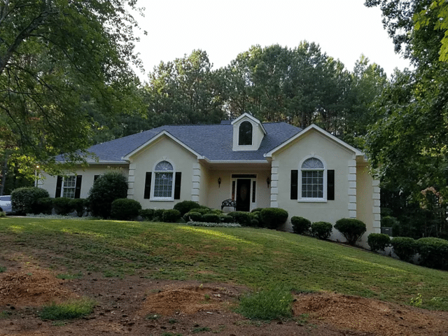Roof Replacement in Sharpsburg, Georgia