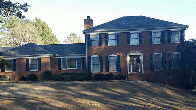 Roof Replacement - Fayetteville, Georgia