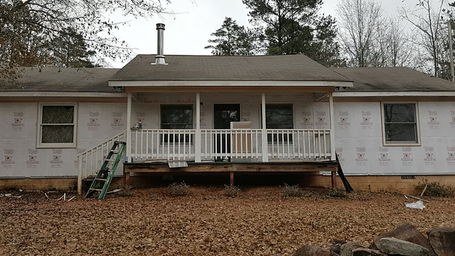 Vinyl Siding and Gutter Installation in Fayetteville, GA