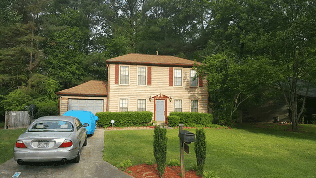 Roof & Gutter Replacement in College Park, Georgia