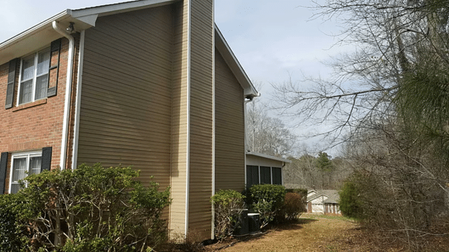 Siding Replacement in Hampton, Georgia