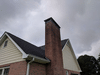 Chimney Cap and Pan Installed on Home in Moreland, GA