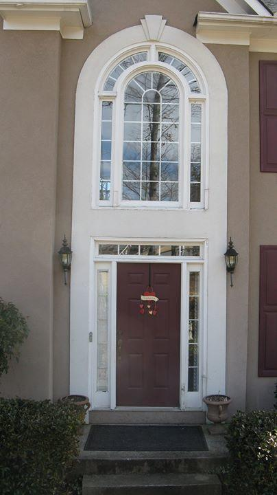Front Door Replacement in Acworth, GA - Before Photo