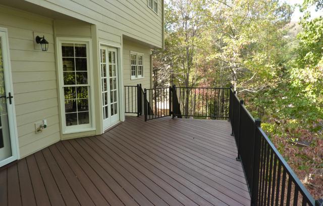 Deck Design & Construction in Mareitta, GA