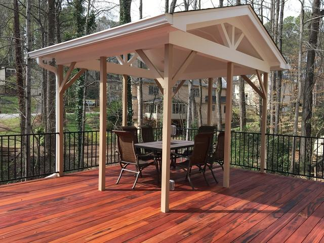 Completed Deck Plans & Ideas in Kennesaw, GA - After Photo