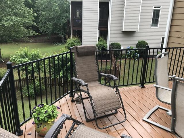 Deck Replacement in Woodstock, GA - After Photo