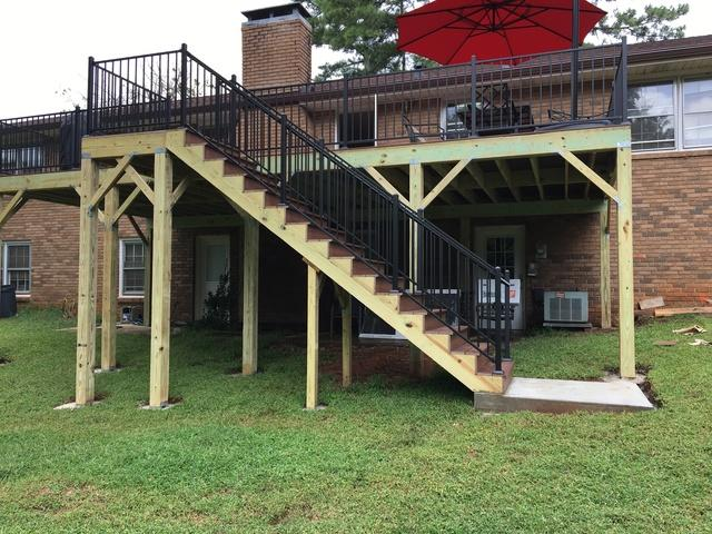 Needing More Deck Space in Roswell, GA