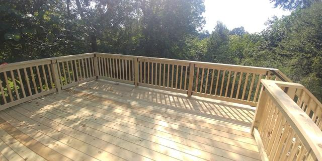 Coordinating Projects in Marietta, GA - After Photo