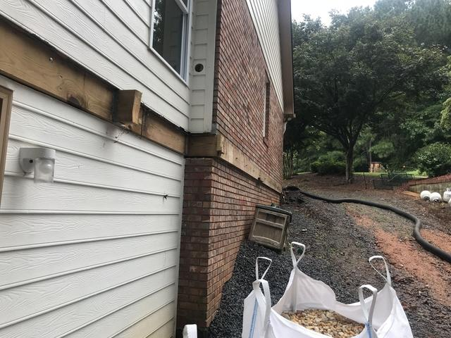From Nothing to a Wrap Around Deck in Kennesaw, GA