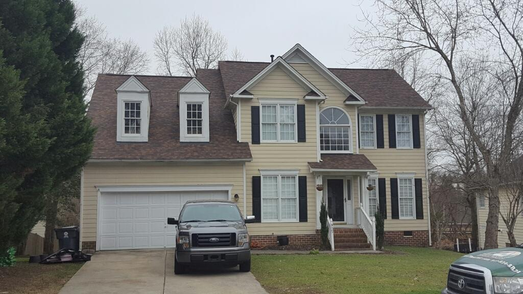 Knightdale, NC Roof Replacement - After Photo