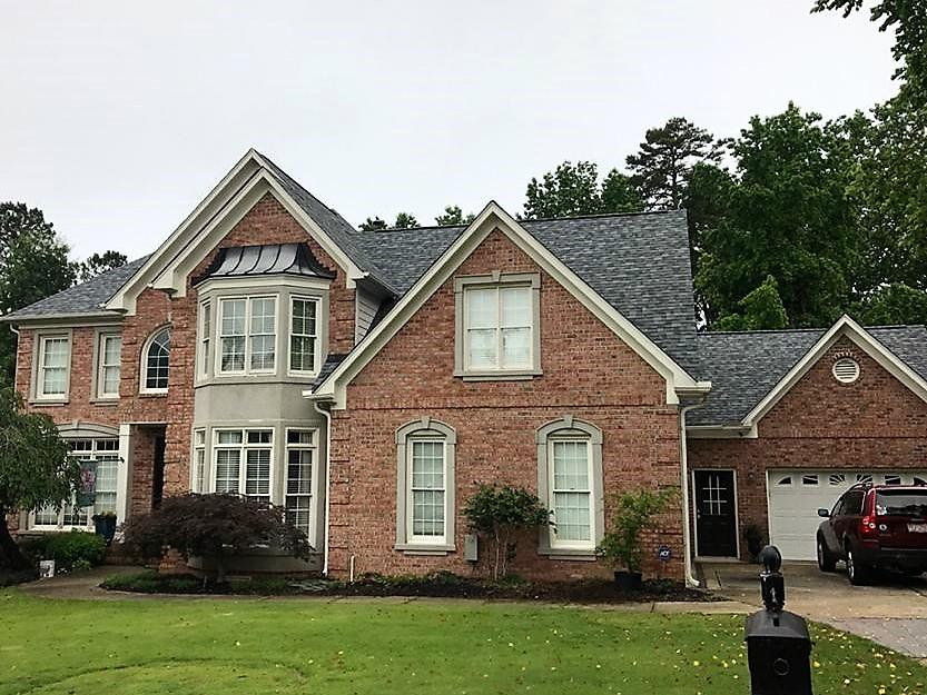 Raleigh, NC Roof Replacement with Duration Tru def Slatestone Gray - After Photo