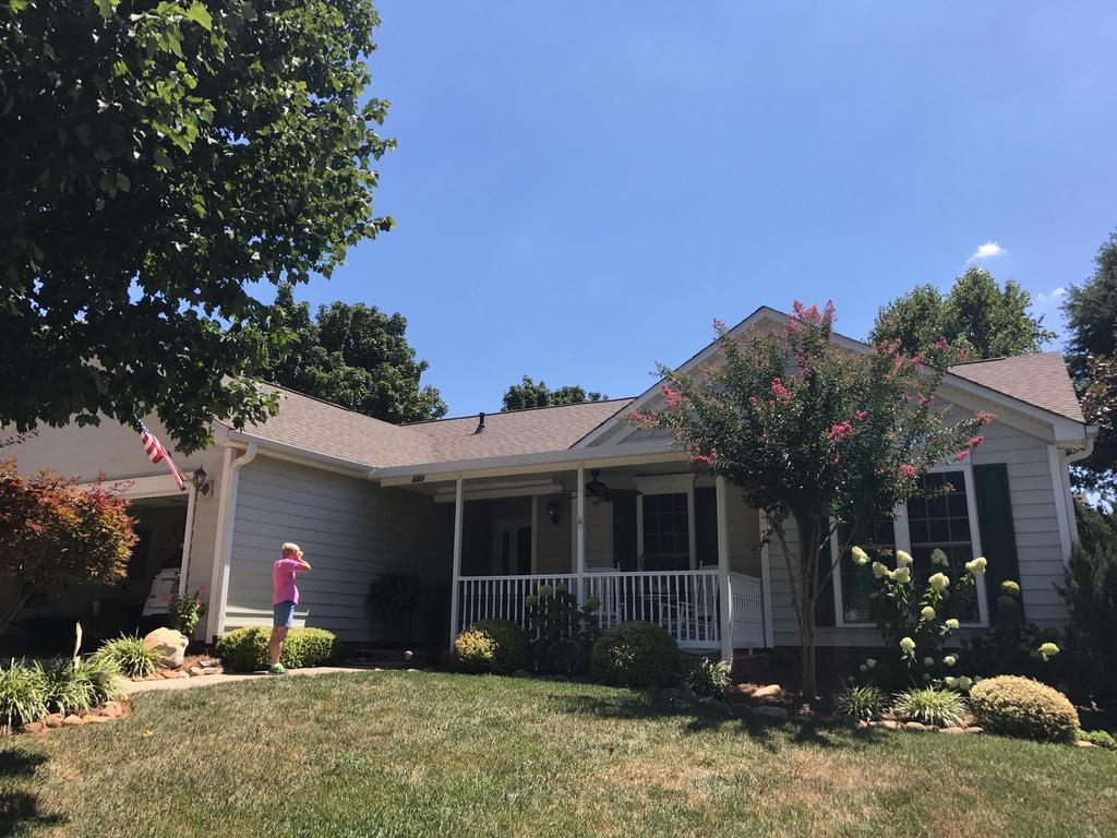 Mooresville, NC Roof Replacment - Before Photo