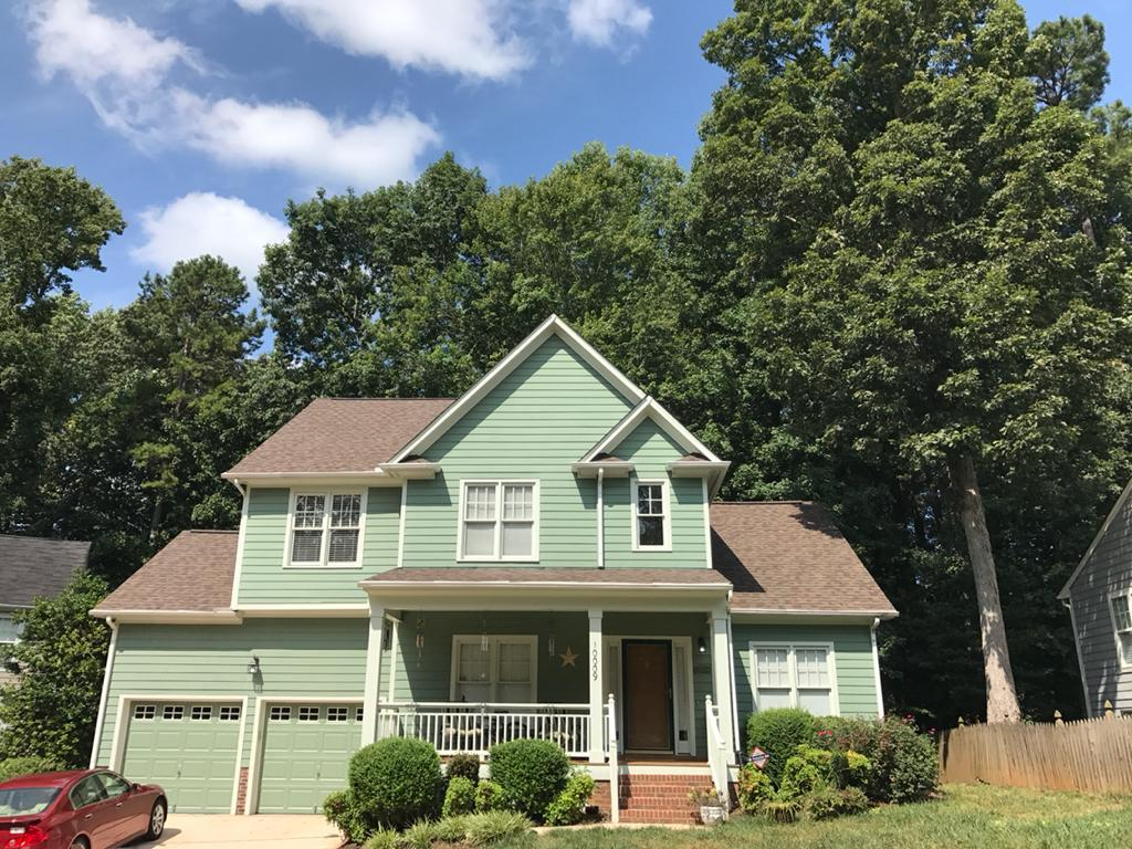 Raleigh, NC Roof Replacement - After Photo
