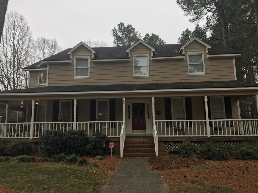 Roof Replacement, Durham, NC - Before Photo