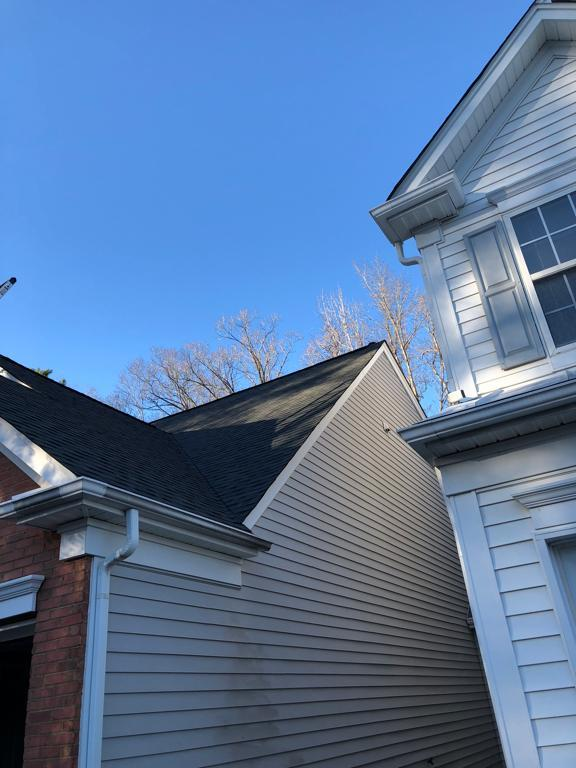 Roof Replacement,  Morrisville, NC - After Photo