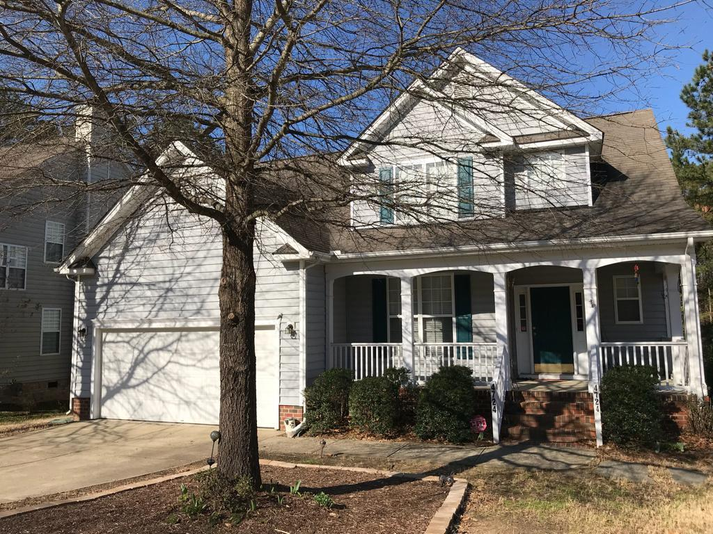 Durham, NC Roof Replacement - Before Photo