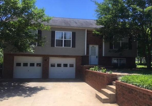 Roof Replacement in Conover - Before Photo