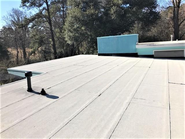 Raleigh Flat Roof Replacement