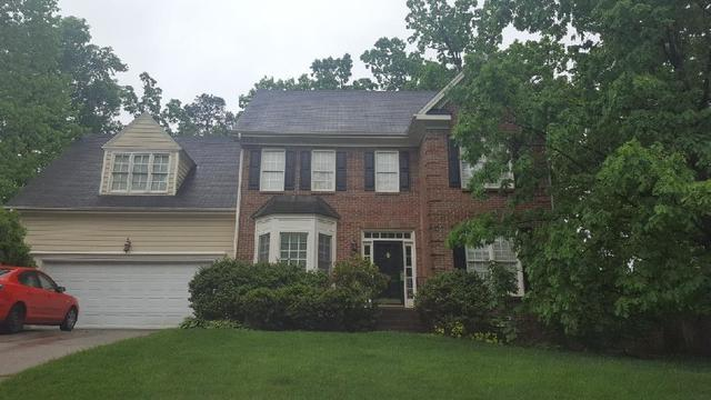 Roof Replacement Cary, NC with OC Oakridge Onyx Black