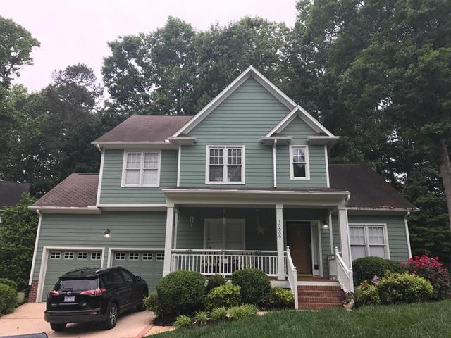 Raleigh, NC Roof Replacement - Before Photo