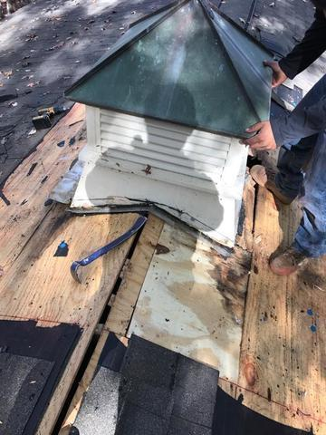 Roof Repair in Waxhaw, NC