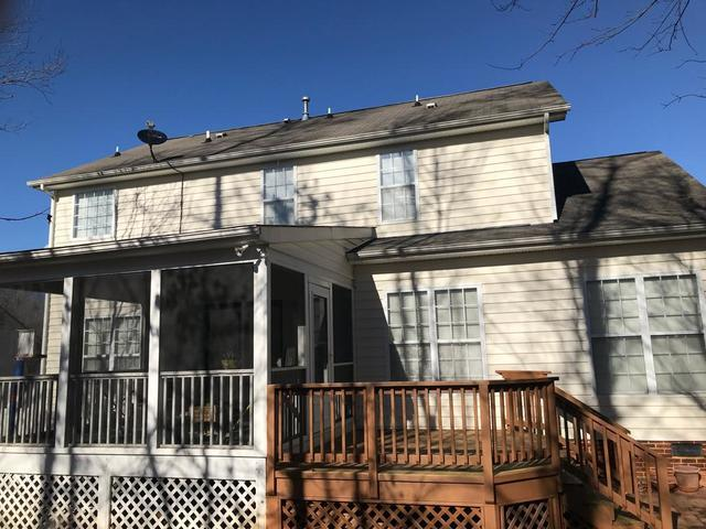 Roof Replacement, Raleigh, NC
