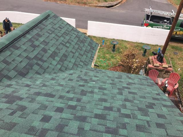 Roof Replacement, Habitat for Humanity, Fort Mill, SC