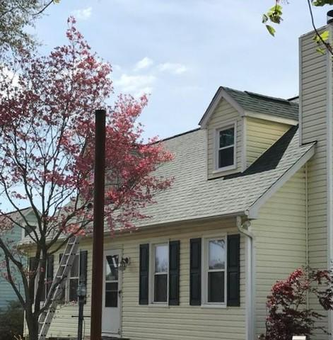 Concord, NC Roof and Gutter Replacement