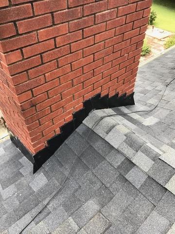 Matthews, NC Roof Repair at Chimney