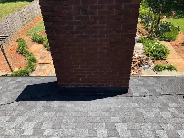 Matthews, NC Roof Repair at Chimney