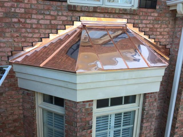 Charlotte, NC Copper Roof Replacement
