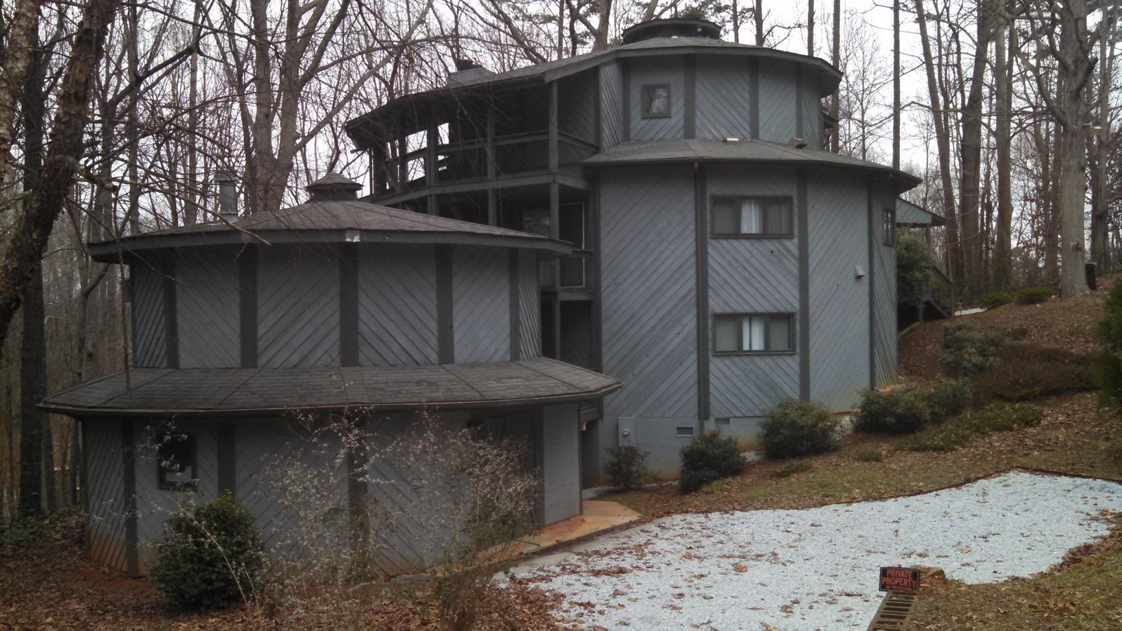 Roof Replacement in Lavonia, GA - Before Photo