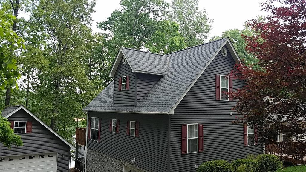 Old Roof Replaced in Seneca, SC - After Photo