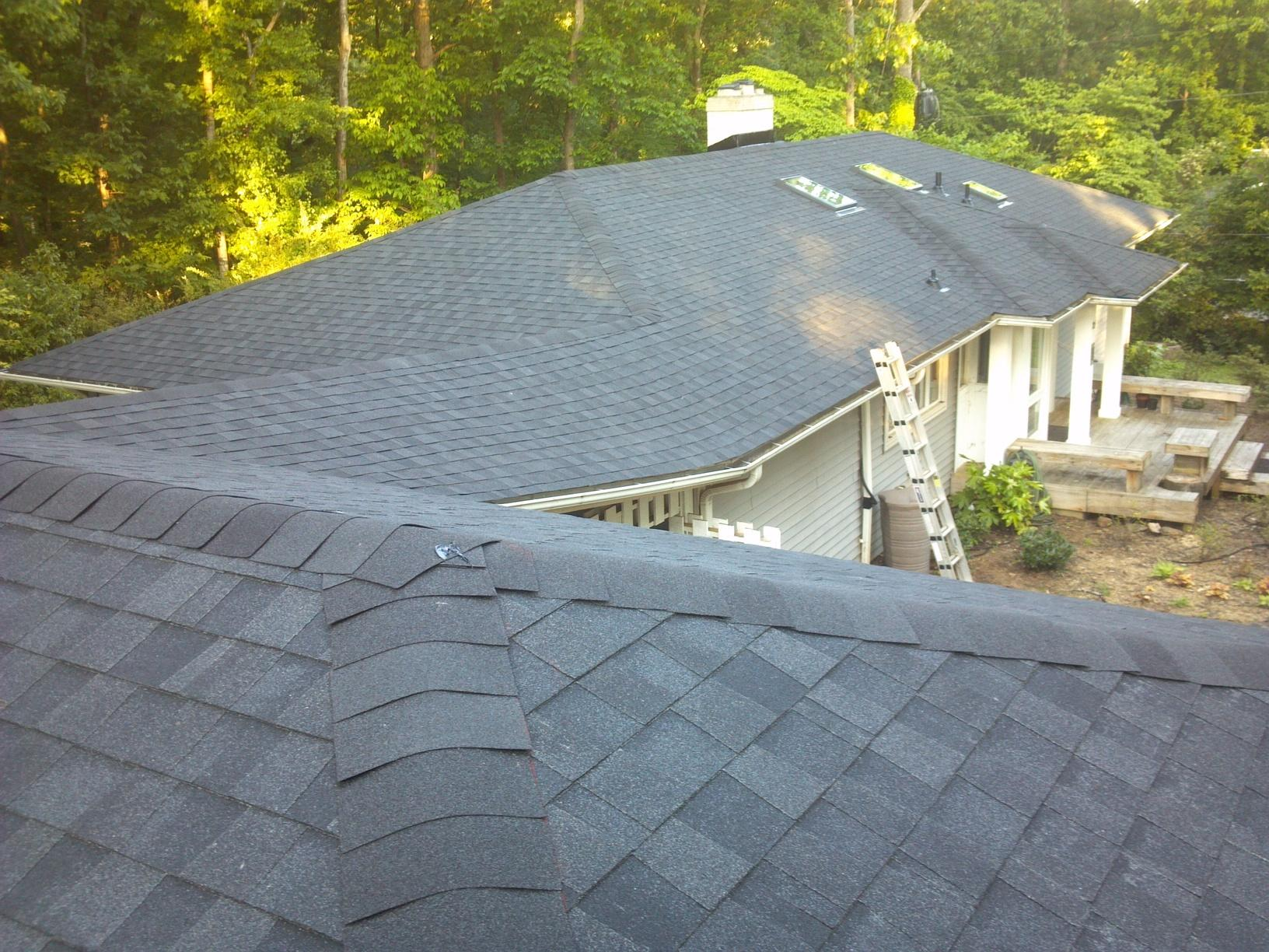 Roof Replacement in Clemson, SC - After Photo