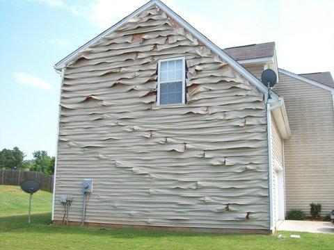 Siding Replacement in Piedmont, SC