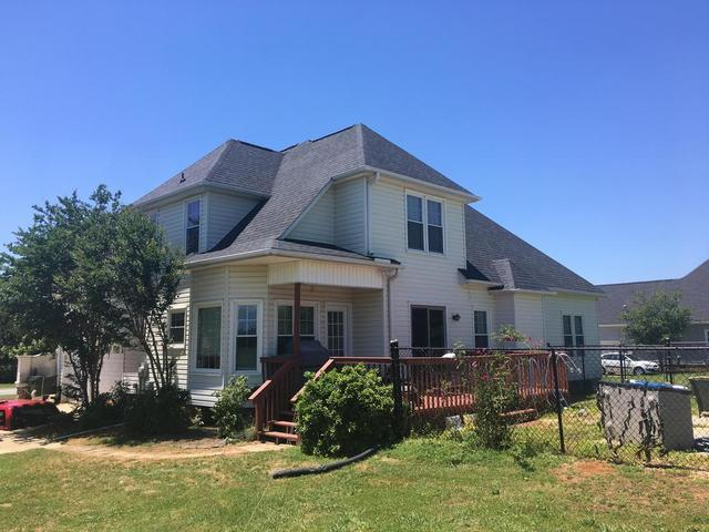 Hail Damaged Home in Greer, SC