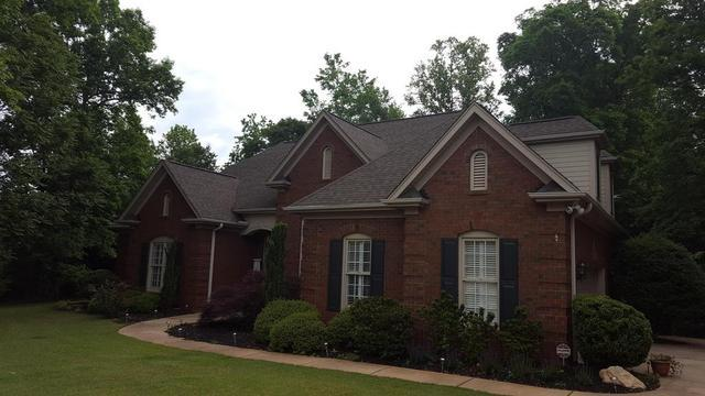 Owens Corning Duration Driftwood Shingles in Simpsonville, SC