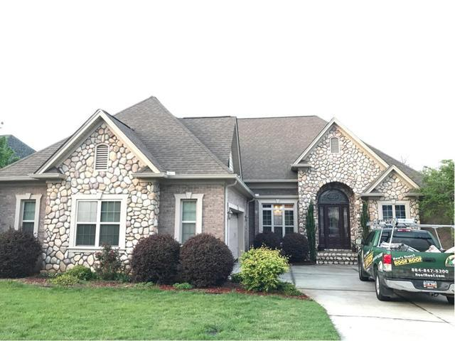 Roof Replacement with Architectural Shingles in Greer, SC