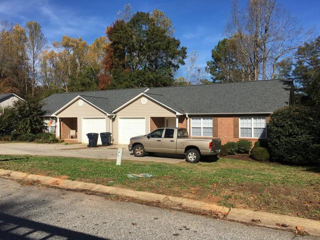 Missing Shingles in Anderson, SC
