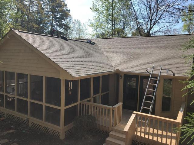 New Roof In Salem, SC - Keowee Key