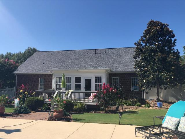 New Roof Replacement in Easley, SC